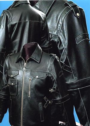 Куртка из кожи ФАВОРИТ