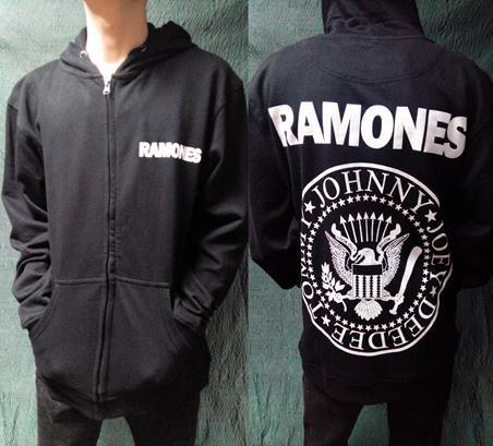 Зиппер Ramones
