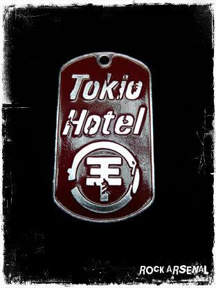 жетон Tokio Hotel