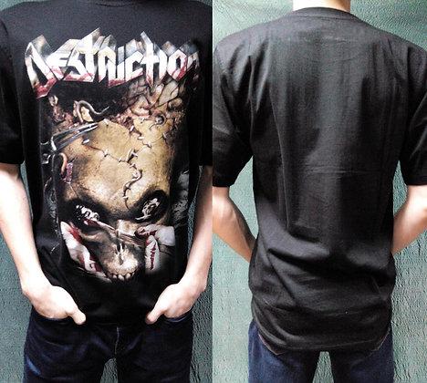 футболка-Destruction
