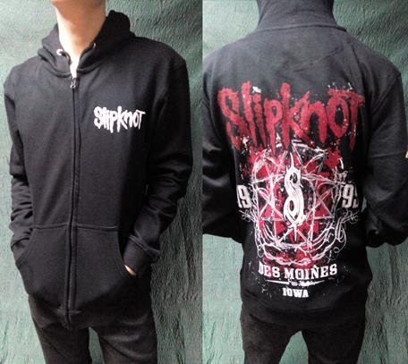 Зиппер Slipknot-5