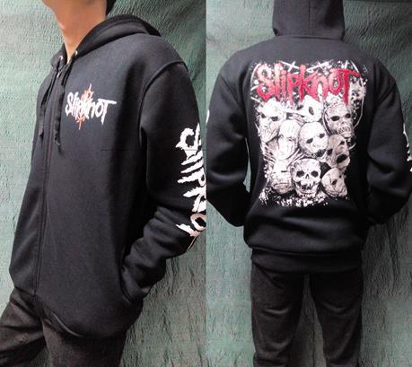 Зиппер Slipknot-2