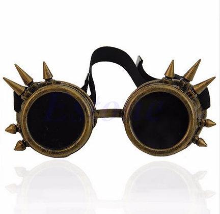 очки 'гогглы' цвет-медь