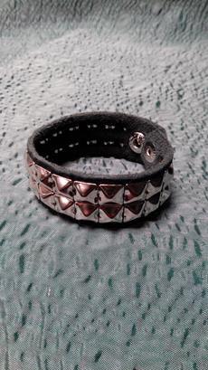 кожа + метал