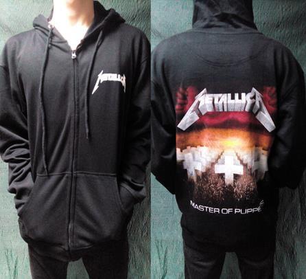 Зиппер Metallica
