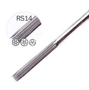 Игла для тату-стерильная 14RS и 14RL