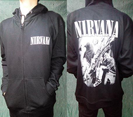 Зиппер Nirvana