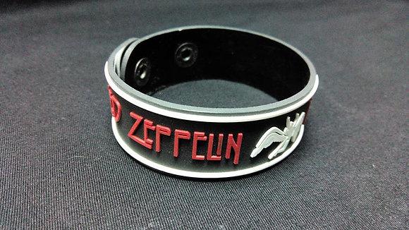 Браслет резиновый Led Zeppelin