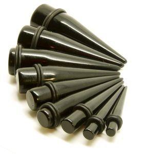 Расширитель черный конус 2-8 мм