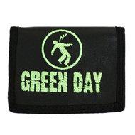 Кошелек с вышивкой GREEN DAY