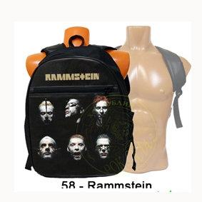 рюкзак = Rammstein-2