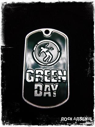 жетон Green Day