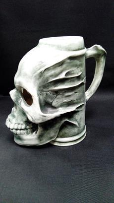 Кружка череп 1