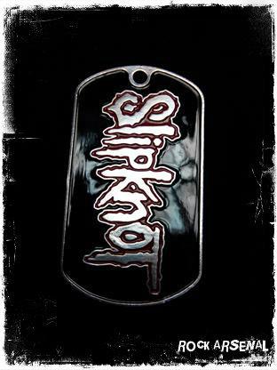 жетон Slipknot