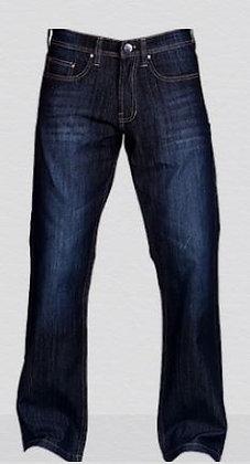 мото джинсы с КЕВЛАРОМ FRT-2 (BLK/BLUE)
