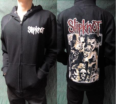 Зиппер Slipknot-3