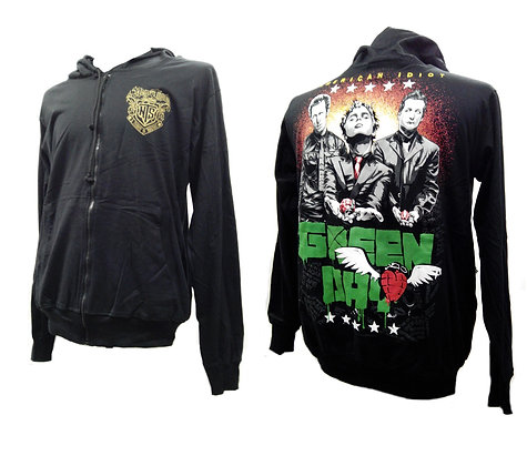 зиппер Green Day