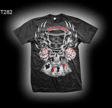 футболка Addiction-size M
