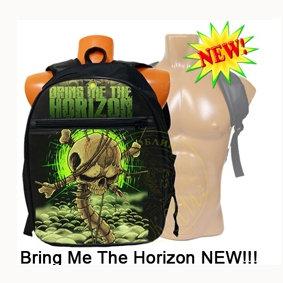 рюкзак = Bring me the Horizon