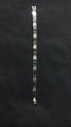 браслет из хирургической стали