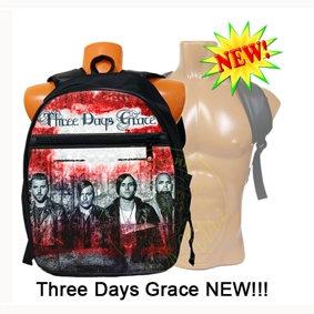 рюкзак = Three Days Grace