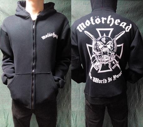 Зиппер Motorhead