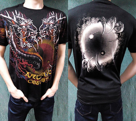 футболка HOT ROCK -size M
