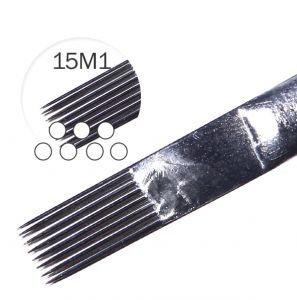 Игла для тату-стерильная 15M и 15RM