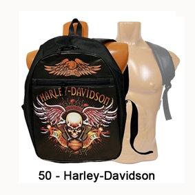 рюкзак = Harley Davidson