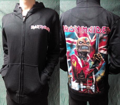 Зиппер Iron Maiden