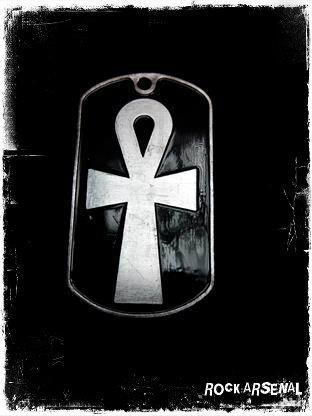 жетон крест