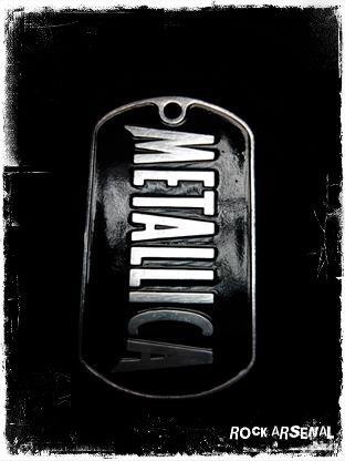 жетон Metallica-2