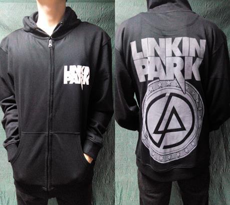 Зиппер Linkin Park
