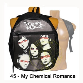 рюкзак = My chemical Romance-2