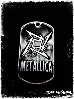 жетон Metallica