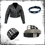 Магазин рок-атрибутики, панк, рок, метал, альтернативной одежды. обуви