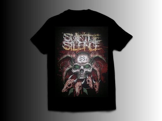 футболка HOT ROCK -size L
