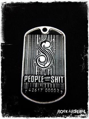 жетон Slipknot-2