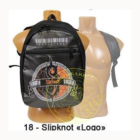 """рюкзак = Slipknot """"logo"""""""