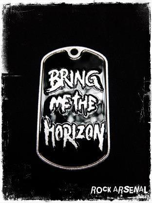 жетон Bring me the Horizon