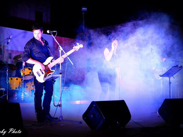 Larry Band Musica Live