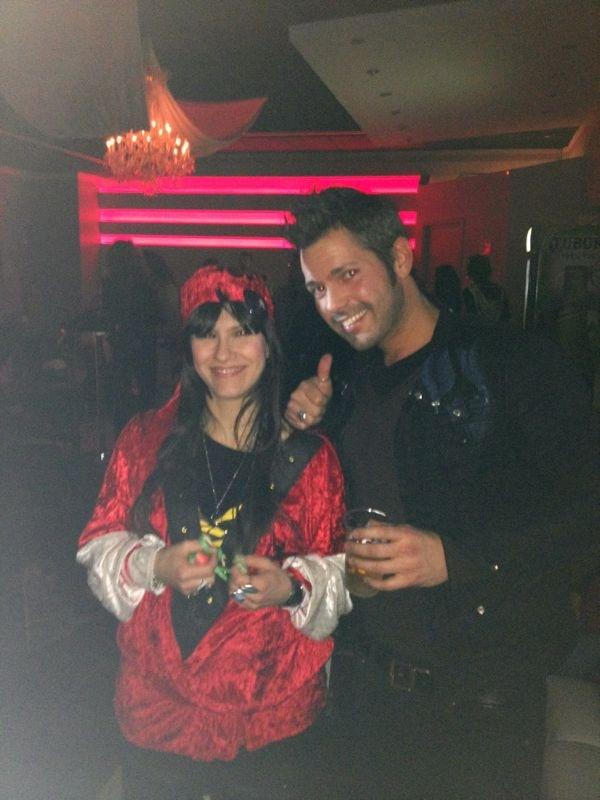 Larry & Elisa