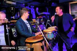 Tutti i Martedì al Doriangray Musica Live con _Larry Band , cena con Buffet Offerto e Ingresso Liber