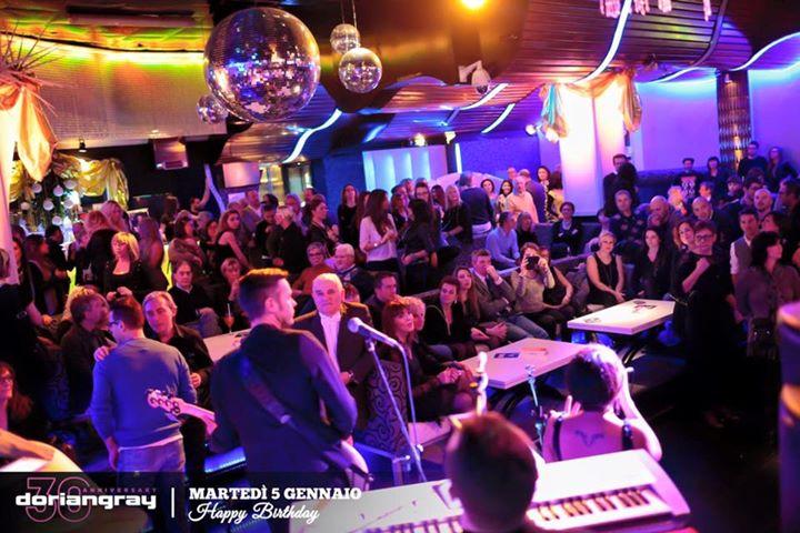 Lrry Band live al Doriangray__Tutti i Martedì al Doriangray Larry Band live