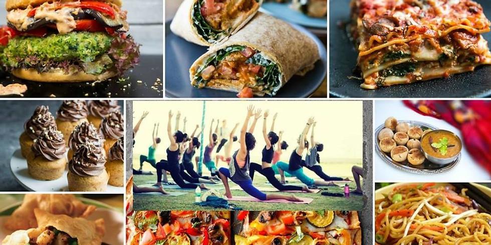 Bournemouth Yoga and Vegan Festival