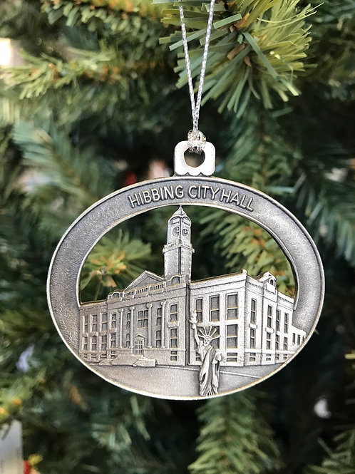 2016 Hibbing Historical Society Ornament