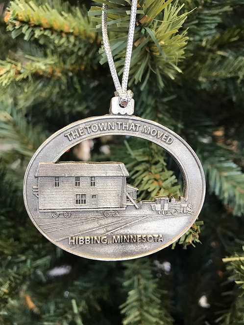 2020 Hibbing Historical Society Ornament