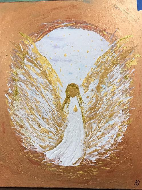 No 2 Psalms 91 Angel