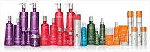 We offer the full line of Color Proof hair salon products.