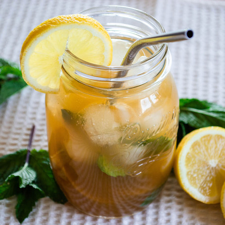 LIMONATA BIO FATTA IN CASA